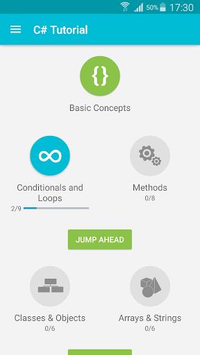 免費下載教育APP Learn C# app開箱文 APP開箱王
