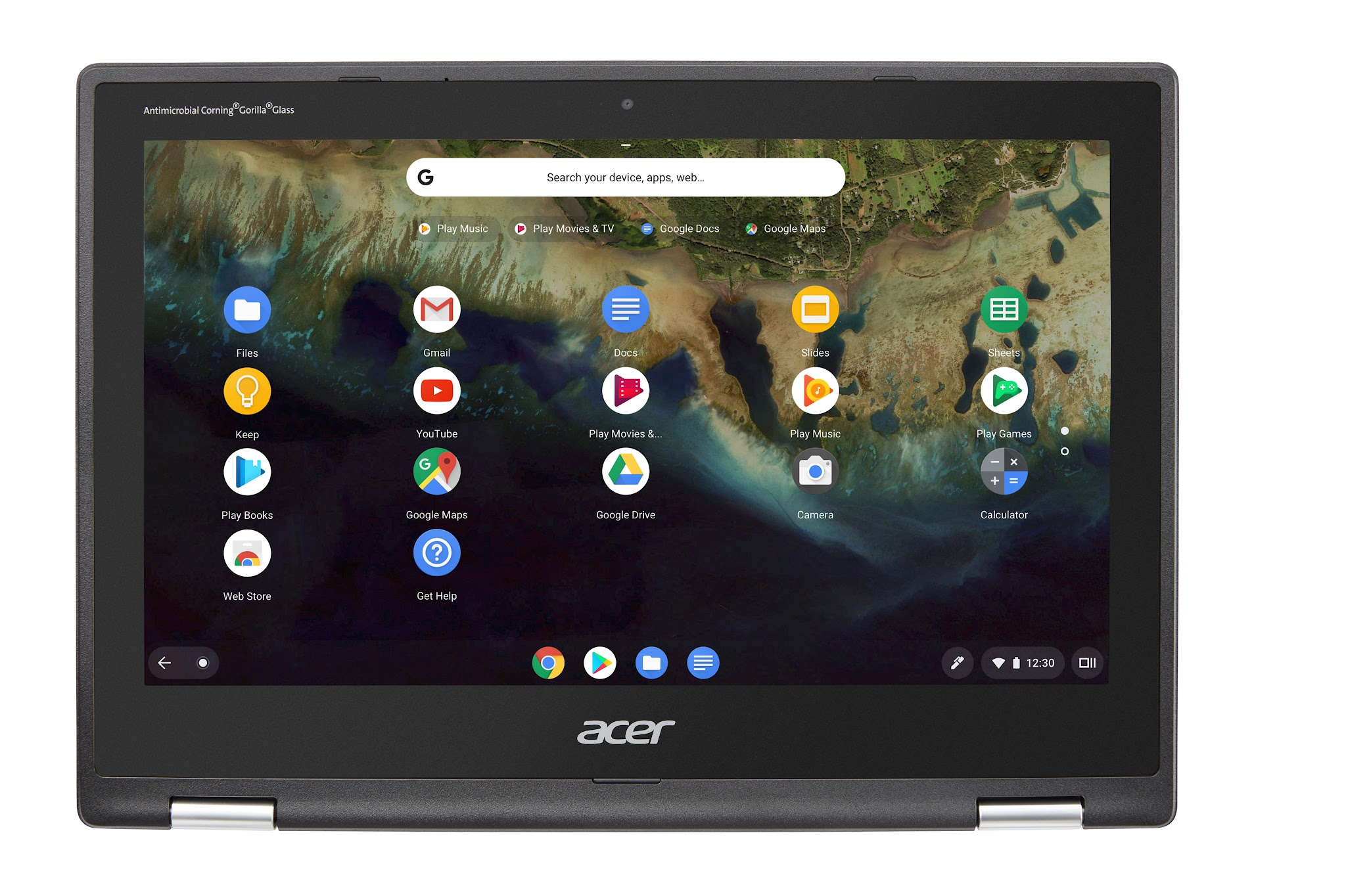 Acer Chromebook Spin 11 (CP311-1H) - photo 6