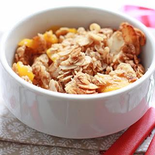 Mango Breakfast Crisp