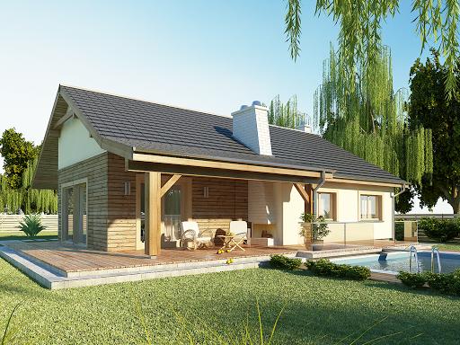 projekt domu AJR 03 A2