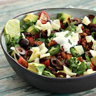 "Low-Carb ""Tacos"" Recipe"