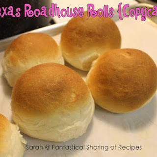 Texas Roadhouse Buns {Copycat}.