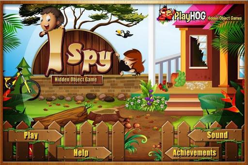 i Spy - Hidden Object Game