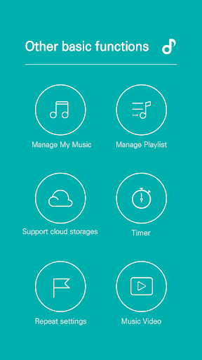 GOM Audio Plus - Music, Sync lyrics, Streaming  screenshots 6