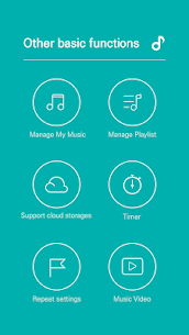 GOM Audio Plus – Music, Sync lyrics, Streaming v2.2.2 [Paid] APK 6