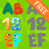 Kids Letters & Numbers Free