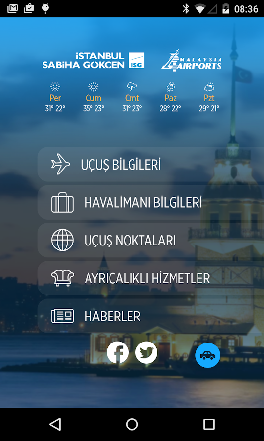 Sabiha Gökçen- screenshot