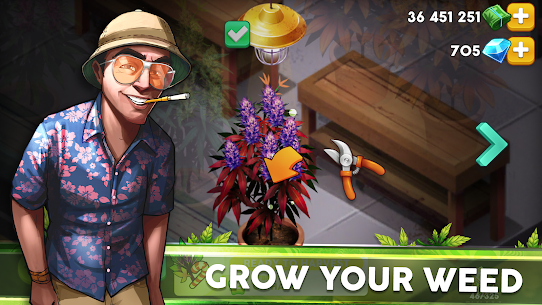Hempire – Plant Growing Game MOD Apk 1.23.4(Unlimited Money) 5