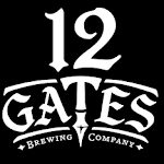 Logo for 12 Gates Brewing Co.