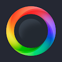 Magic Camera and Photo blur Editor icon