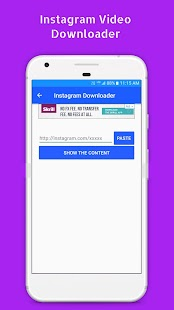 Social Media Downloader Screenshot