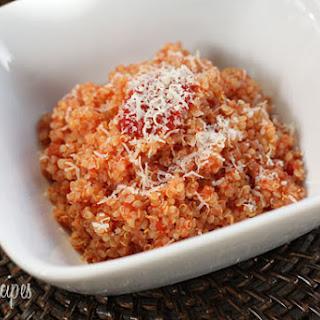 Quinoa Sauce Recipes.