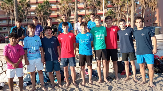 Primer Campeonato de Andalucía de Fútbol Playa