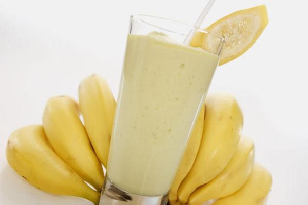 Milk Shake de Banana