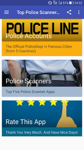 Top Police Scanner Apps  For US  CA  UK  AU  NZ  - Revenue