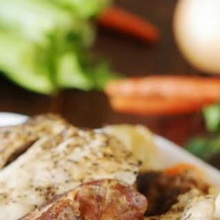 Mama's Stovetop Pork Roast (Printable recipe)