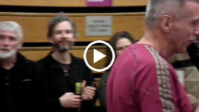 Video: applaus voor alle scheidsrechters