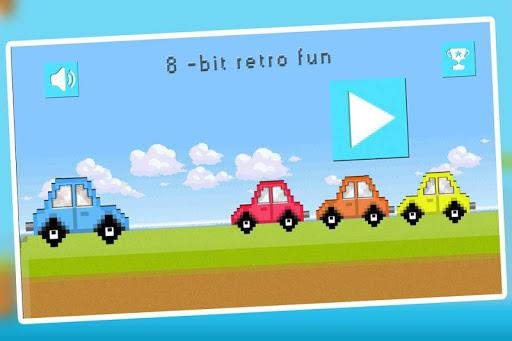 レトロなジャンパー車:高速道路フューリー