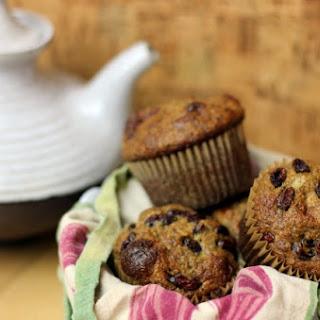 """Tigernut """"Bran"""" Muffins"""