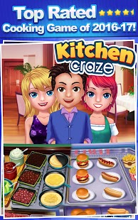 Kitchen Craze - Master Chef- screenshot thumbnail
