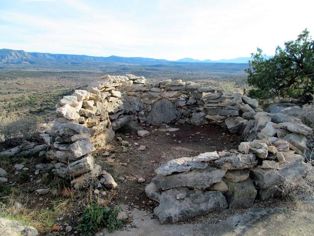Circular ruin