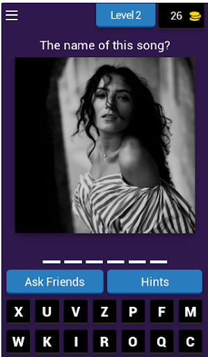 Quiz songs Dilara apkmind screenshots 2