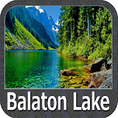 Balaton Lake Gps Map Navigator