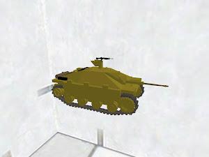 Pz.38(t) Hetzer Tank Destroyer