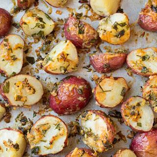 Parmesan-Herb Roasted Potatoes