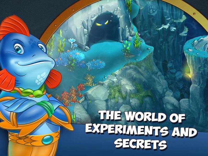 Aquapolis. Free city building! Screenshot 1
