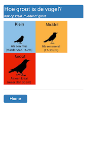 Tuinvogels screenshot 1