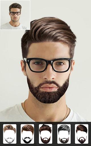 Beard Man - Beard Styles & Beard Maker 5.3.3 Screenshots 10