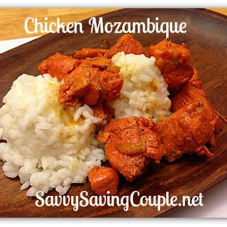 How to Make Chicken Mozambique- Our.