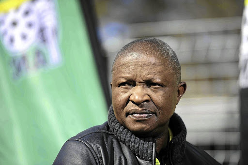 Mpumalanga premier David Mabuza is key  to a victory for  Dlamini-Zuma. /Thulani Mbele