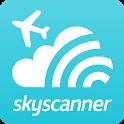 Skyscanner будь-які рейси icon
