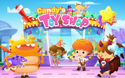 Candy's Toy Shop for PC