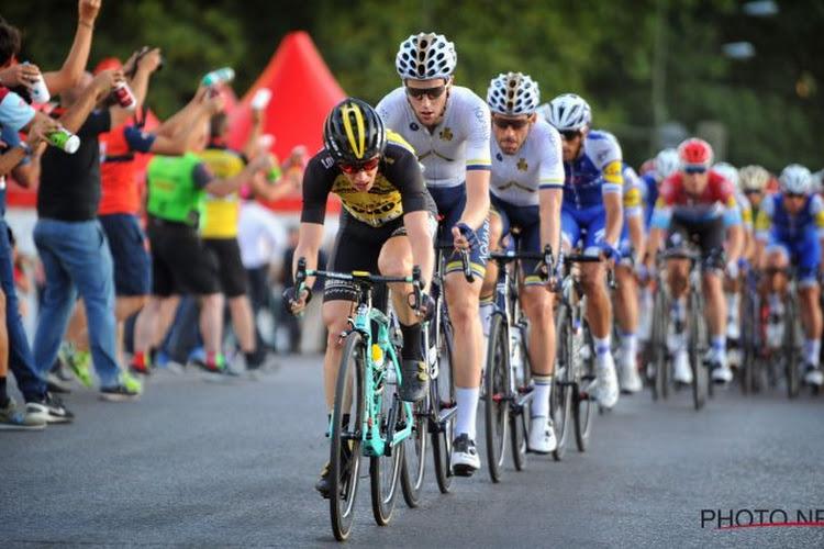 Voici le profil de la 4ème étape du Tour d'Espagne