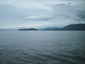 Photo: Storm Island in Stephens Passage.