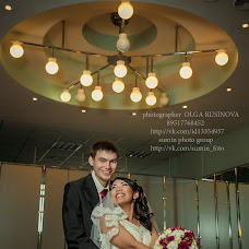 Wedding photographer Olga Rusinova (hexe). Photo of 18.03.2015