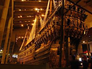 Photo: Laivą puošė 14 000 skulptūrėlių.