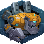 Tactical Monsters Rumble Arena -Tactics & Strategy Icon