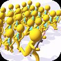 Gun Clash 3D: Epic battle icon