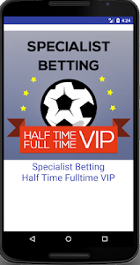 Specialist Betting Halftime Fulltime VIP Tips 이미지[1]