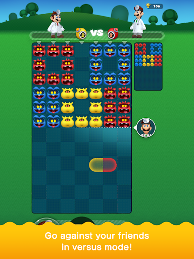 Dr. Mario World - screenshot