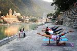 300 Hour Yoga Teacher Training In Rishikesh - Rishikesh Yogkulam