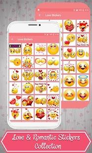 Love Stickers Screenshot