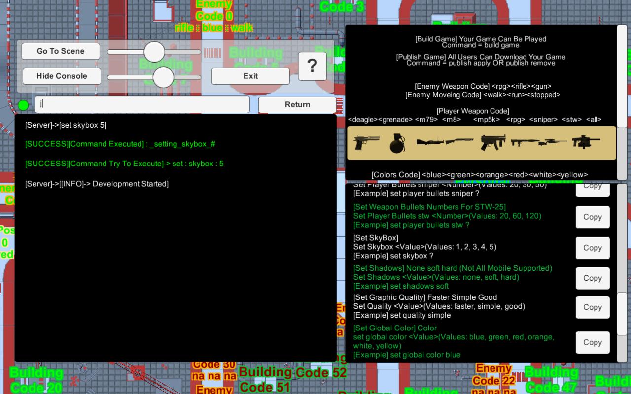 Game maker colors - Game Maker Social Playing Screenshot