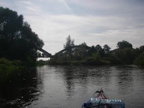 Photo: most w Białobrzegach