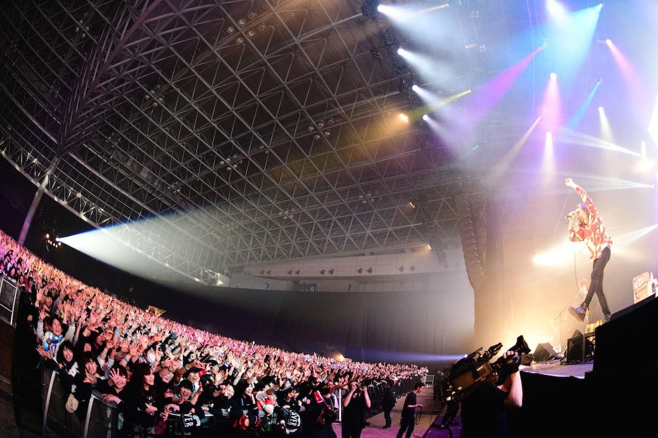 【迷迷現場】COUNTDOWN JAPAN 18/19 SUPER BEAVER 「在快要放棄時,拯救我們的就是當時自己唱過的曲子」