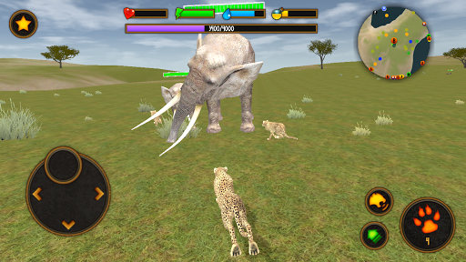 Clan of Cheetahs screenshot 4